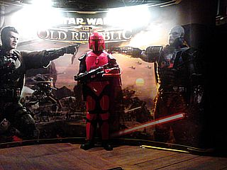 SWTOR Launch Party