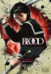 Blood: The Last Vampire | recenze | film