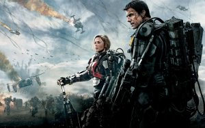 Edge of Tomorrow - poster
