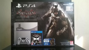 PlayStation 4 - Dark Knight