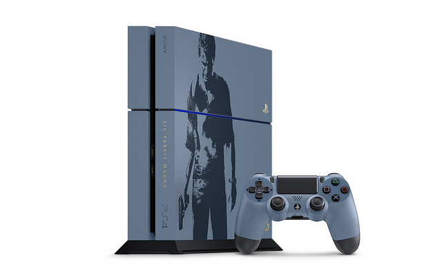 Limitovaná edice PS4 – Uncharted 4: A Thief's End